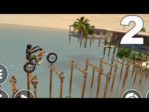 Trial Xtreme 4 - Bike Racing Game - Motocross Racing Gameplay Walkthrough Part 2 (iOS, Android)