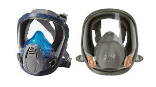 Сравнение полнолицевых масок 3М 6800 и MSA Advantage 3200