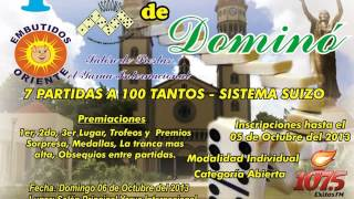 1er Torneo Nor-Oriental de Domino