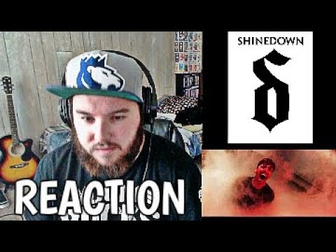 Cover Lagu DEVIL - Shinedown (REACTION) STAFABAND