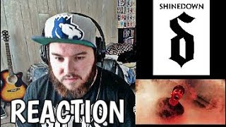 DEVIL - Shinedown (REACTION)