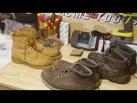 Work Boots , Whats The Best !!???