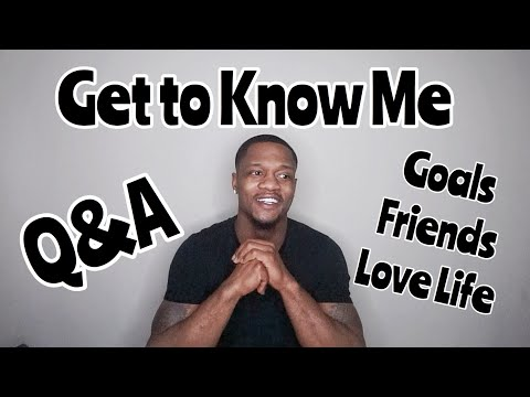Get to know ME Q&A! Answering y'all questions!