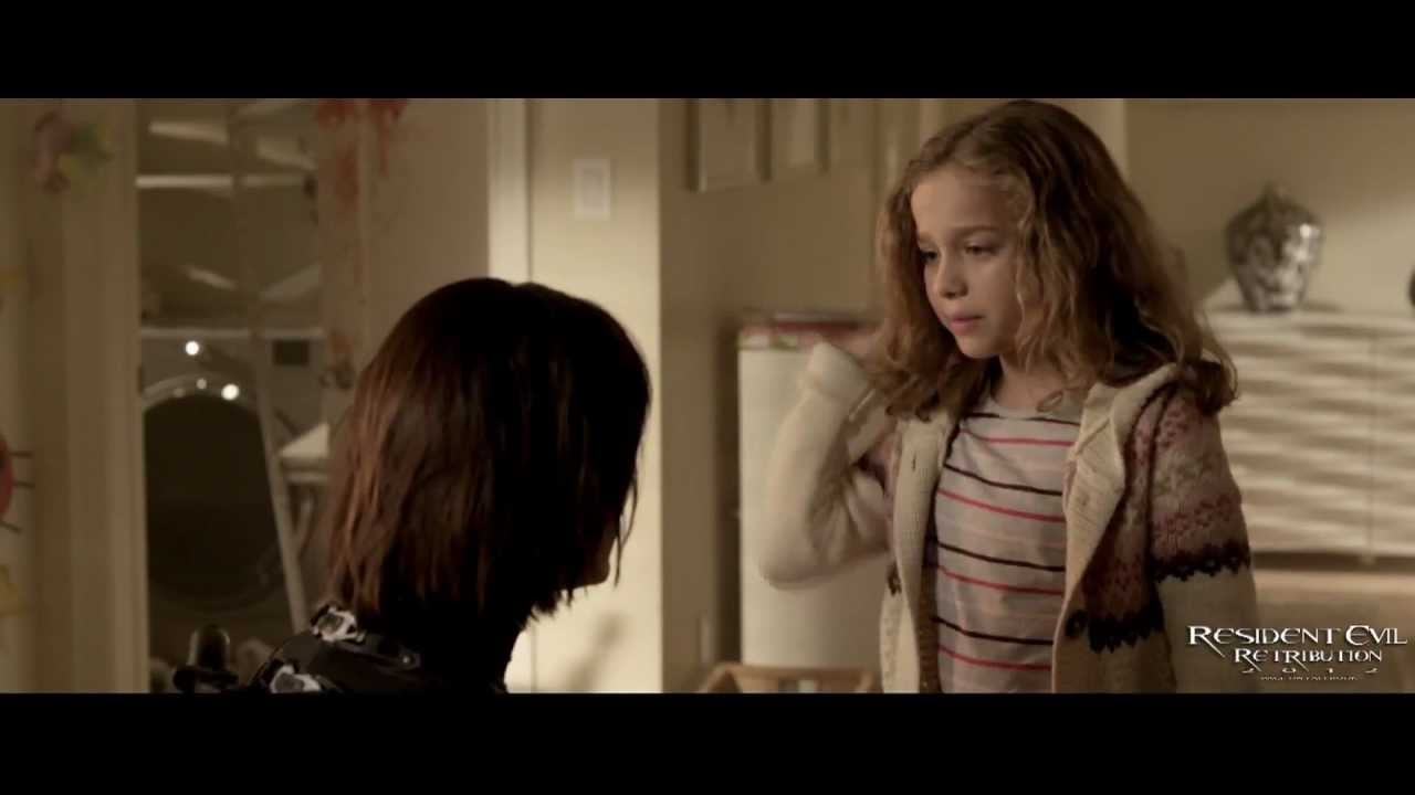 Resident Evil 5 Retribution Deleted Scene Alice And Ada Wong