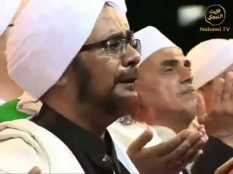 Habib Umar Menangis Ketika Mahalul Qiyam