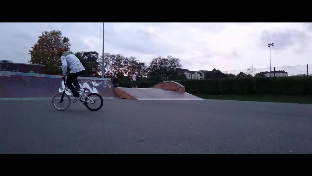 z3 compact slow motion skate parc 120 fps down to 24 fps ...