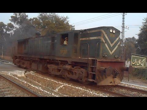 Pakistan Railways ... Small ALCO with a Big EGO!