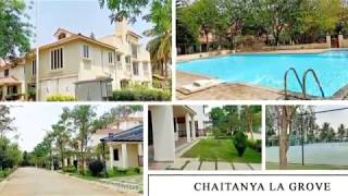 Chaitanya La Grove - Get luxury villas in Whitefield with Dreams Realty