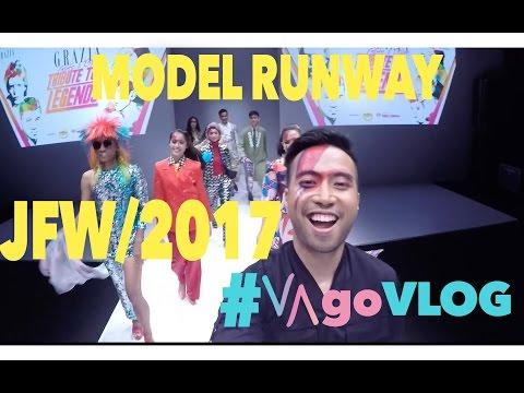 JADI MODEL RUNWAY SEHARIAN | JFW 2017