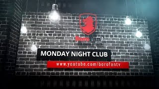 MONDAY NIGHT SHOW
