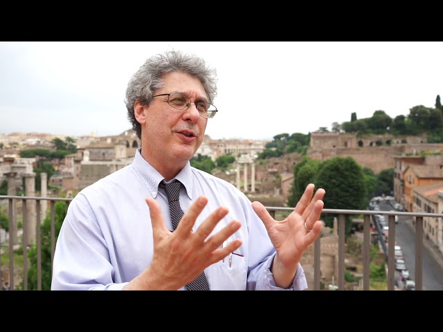 Professor Christopher Tucci - Interview at DSIFair2018
