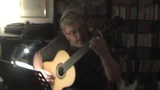 Träumerei aus den Kinderszenen Op.15 von Robert Schumann für Klassische Gitarre