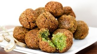 How To Make Falafel? | Chickpea Fritter Recipe | Easy To Cook With Atul Kochhar