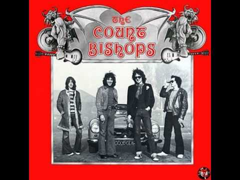 The Count Bishops - Don't Start Cryin' Now - 1977
