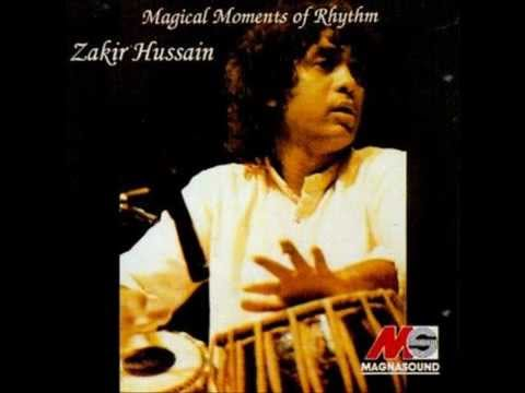 Teen Taal Solo- Zakir Hussain- Ustaad Sultan Khan Sarangi- (Magical Moments of Rhythm) Mp3