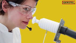 The new ODP4 for olfactory detection in GC & GC/MS provides improved lab hygiene and personal safety