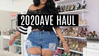 Try On Haul- Jeans, Dress, Plus- Size, Curvy|  2020AVE + $100 GIVEAWAY