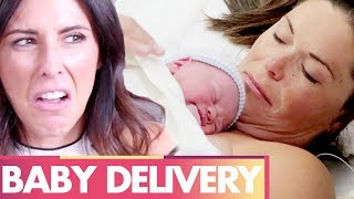 Joslyn Delivers Her Sisters Baby!!! (Beauty Trippin)