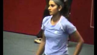 Sania Mirza On Sexy - Video.flv