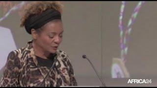 """DISCOURS, Michaelle JEAN lors du """"New York Africa Forum"""" à Libreville au Gabon"""