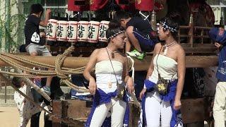 平成28年・名塩八幡神社秋祭(だんじり祭)(兵庫県西宮市)