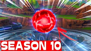 BULLET EXPLODES? What happens in Season 10? | Fortnite
