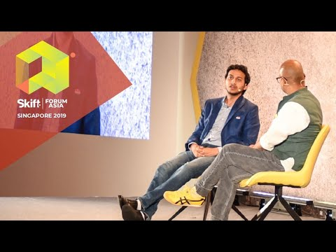OYO CEO At Skift Forum Asia 2019