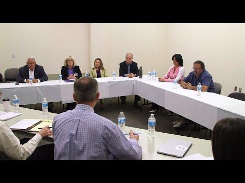 Idaho Statesman Editorial Board Interviews Boise Mayoral Candidates