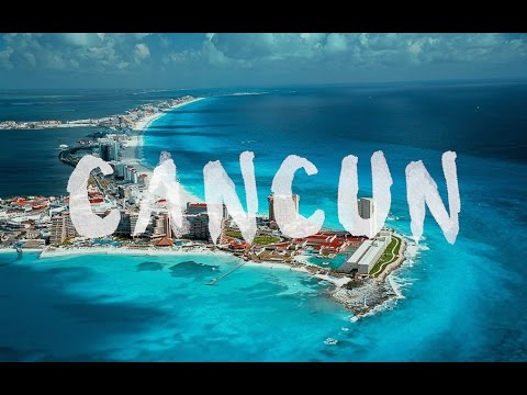 Cancun, Mexico HD (drone)