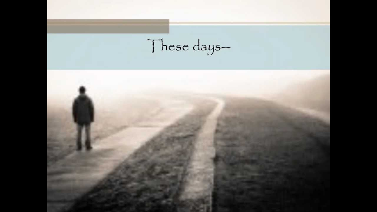 Mike Stud - These Days (Lyrics) - YouTube