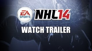 EA SPORTS NHL14 | Collision Physics Gameplay Trailer
