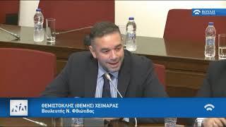 Τοποθέτηση στην Επιτροπή Έρευνας και Τεχνολογίας 28 11 19