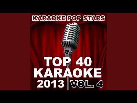 Red (In The Style Of Daniel Merriweather) (Karaoke Version)