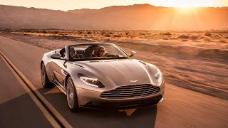 Aston Martin DB11 Volante - Beautiful is a World Above