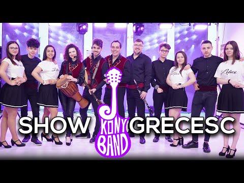 KONY BAND \u0026 Ansamblul Lilici - Show Grecesc 2020
