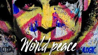 World peace | СОВРЕМЕННЫЕ КАРТИНЫ | Миру мир!