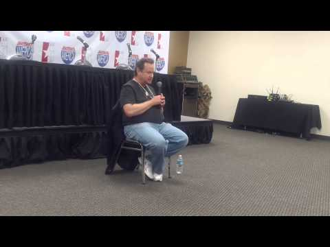 Texas Comicon: Gregg Berger Q & A pt 1