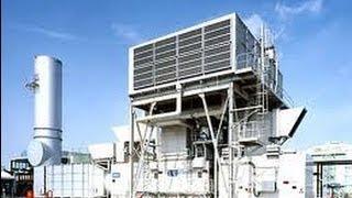 Prof Barth Nnaji's World Class Geometrics Power Station Aba, Abia State
