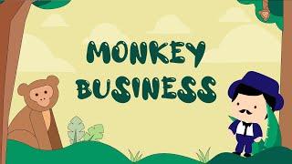 Monkey Business - How Market Bubbles Form and Burst