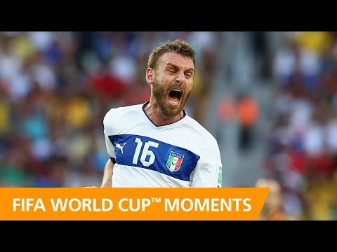 World Cup Moments: Daniele de Rossi