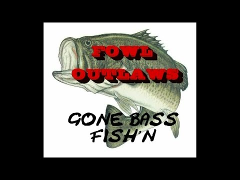 Bass Fishing Saskatchewan Boundary Reservoir - Fowl Outlaws