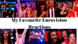 Eurovision Reactions 2010 - 2018