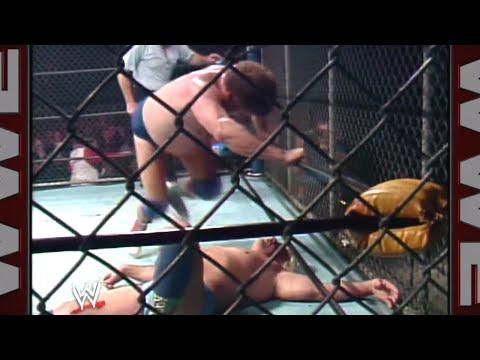 Ric Flair vs. Harley Race: NWA World Championship Steel Cage Match - Starrcade 1983