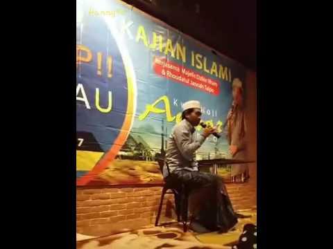 ANTI GALAU KH Anwar Zahid 28 Januari 2017 Di Fortress Hill
