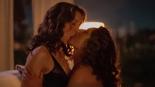 """Download The L Word: Generation Q 2x02 Kiss Scene - Bette and Gigi """"You want this"""""""