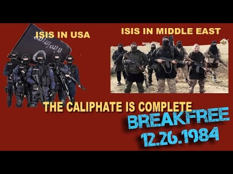 Break Free Live - ISIS CONTROLS USA JUSTICE SYSTEM - THE CALIPHATE IS COMPLETE