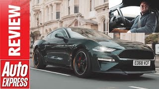 New Ford Mustang Bullitt 2019 review -  can this really be as good as its legendary namesake?