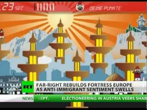 Austrian 'Kill Mosque' games: Far-right force gains ground in Europe