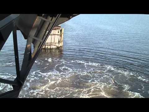 SS Badger Ludington Michigan Port