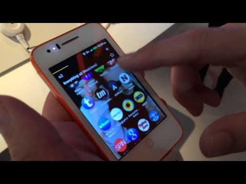 MWC 2014 | iSpazio prova l'Alcatel One Touch Fire C con Firefox OS 1.3
